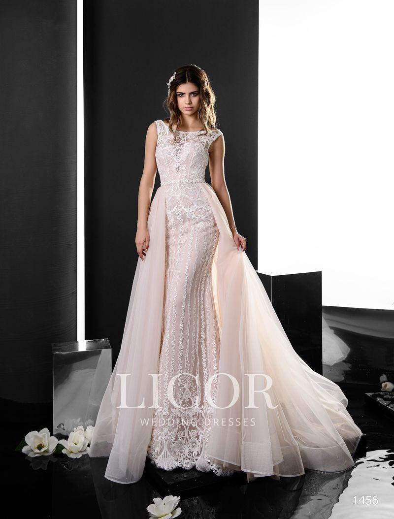 Brautkleid Licor 1456