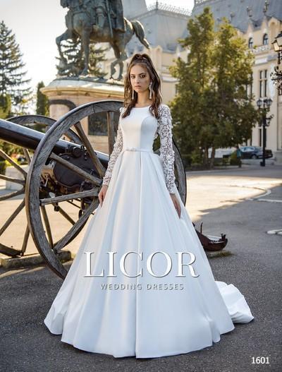 Bruidsjurk Licor 1601