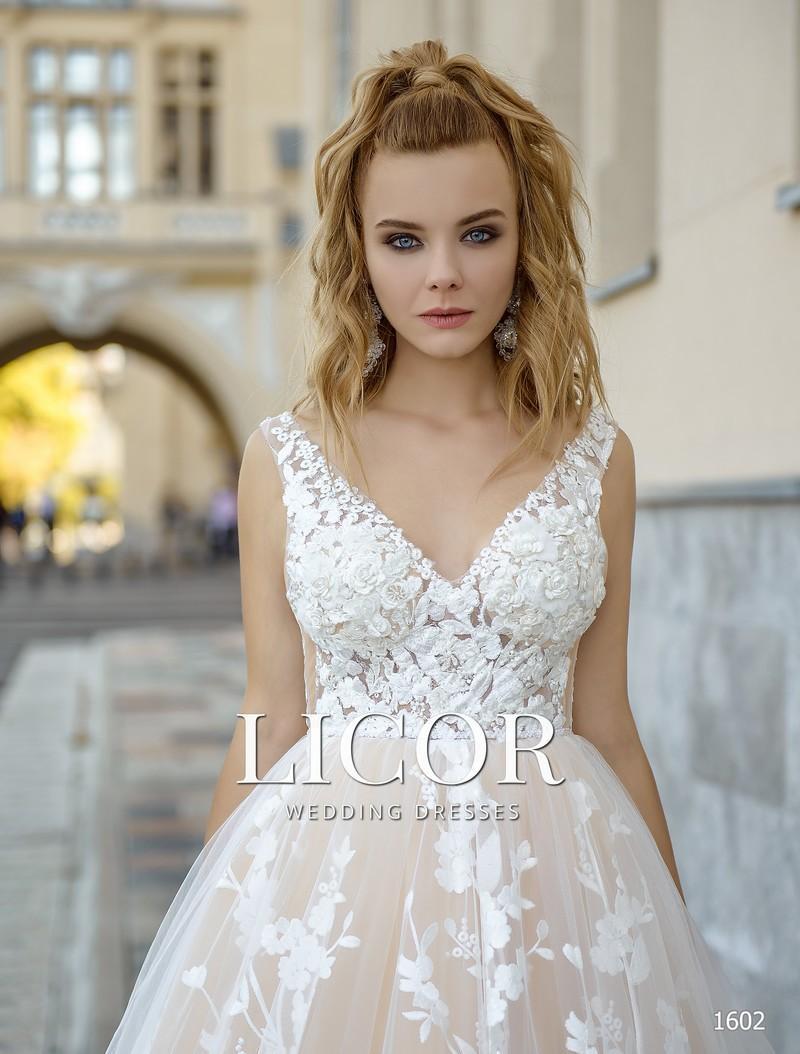 Свадебное платье Licor 1602