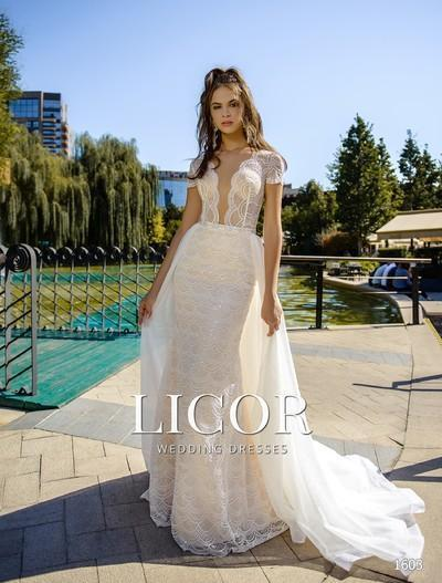 Wedding Dress Licor 1603