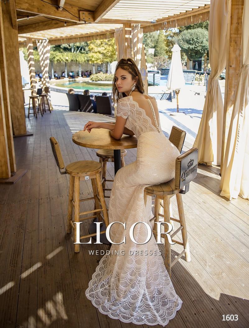 Свадебное платье Licor 1603