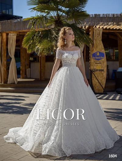 Свадебное платье Licor 1604