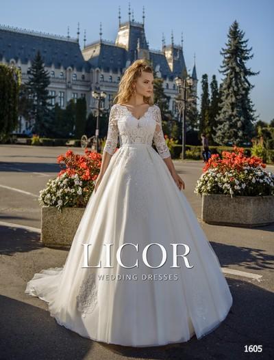 Свадебное платье Licor 1605
