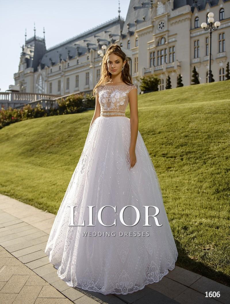 Brautkleid Licor 1606