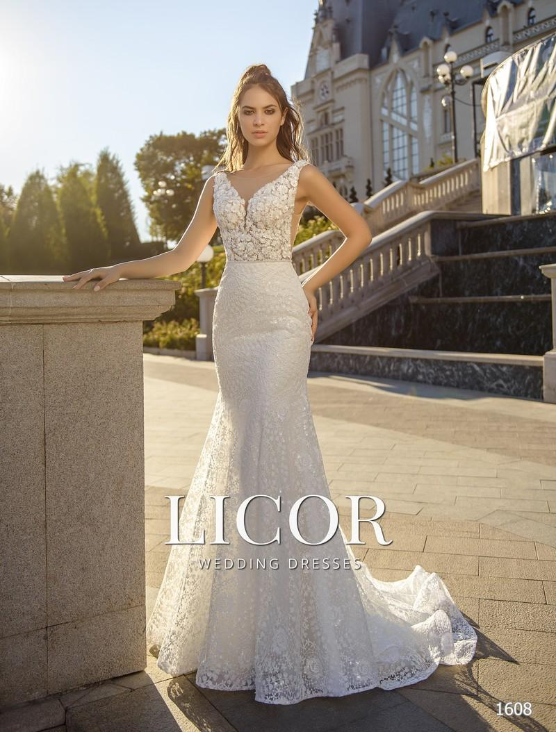 Brautkleid Licor 1608