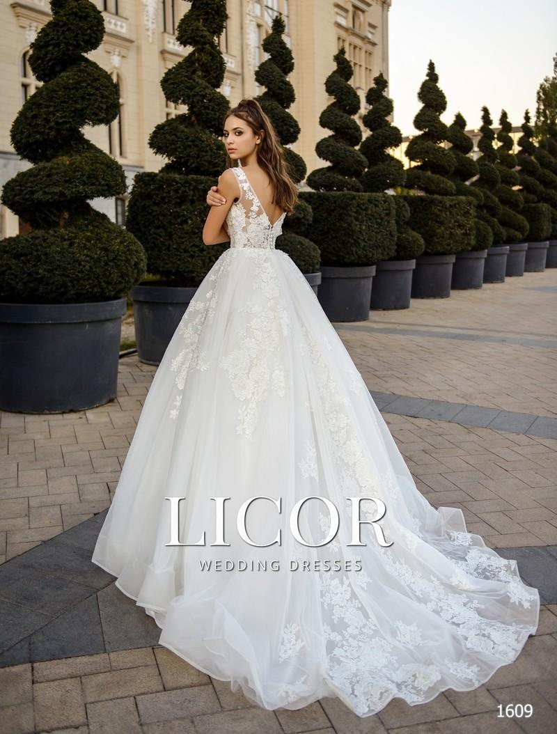 Свадебное платье Licor 1609