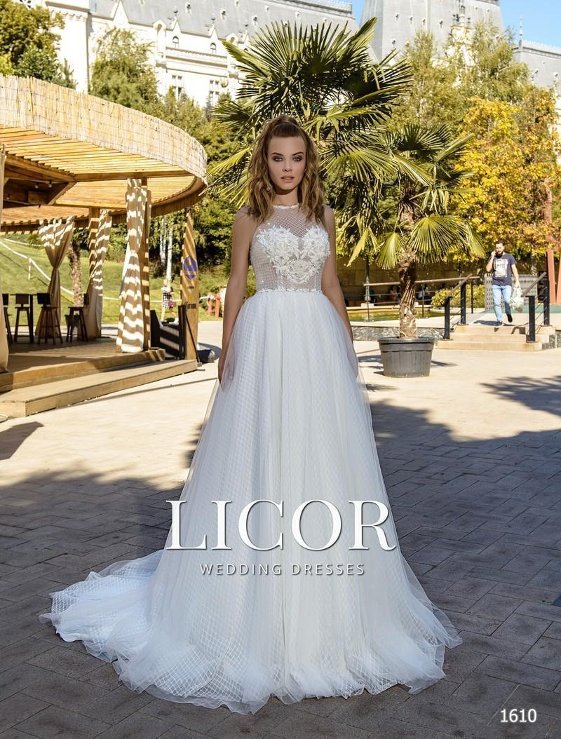 Brautkleid Licor 1610