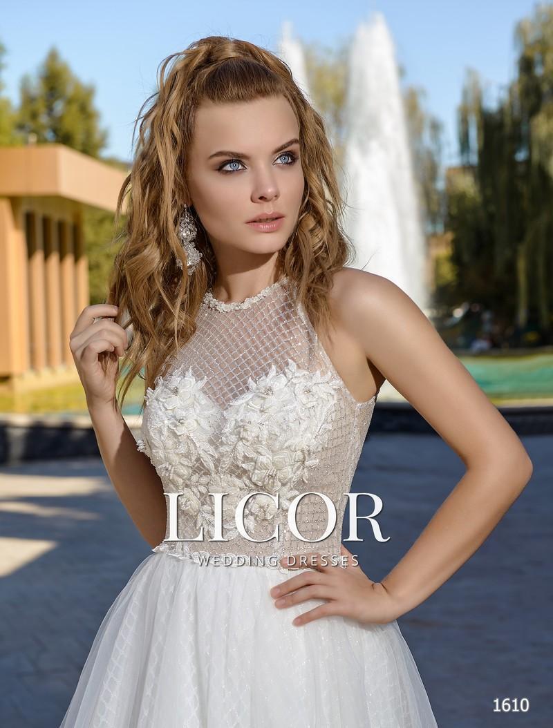 Свадебное платье Licor 1610