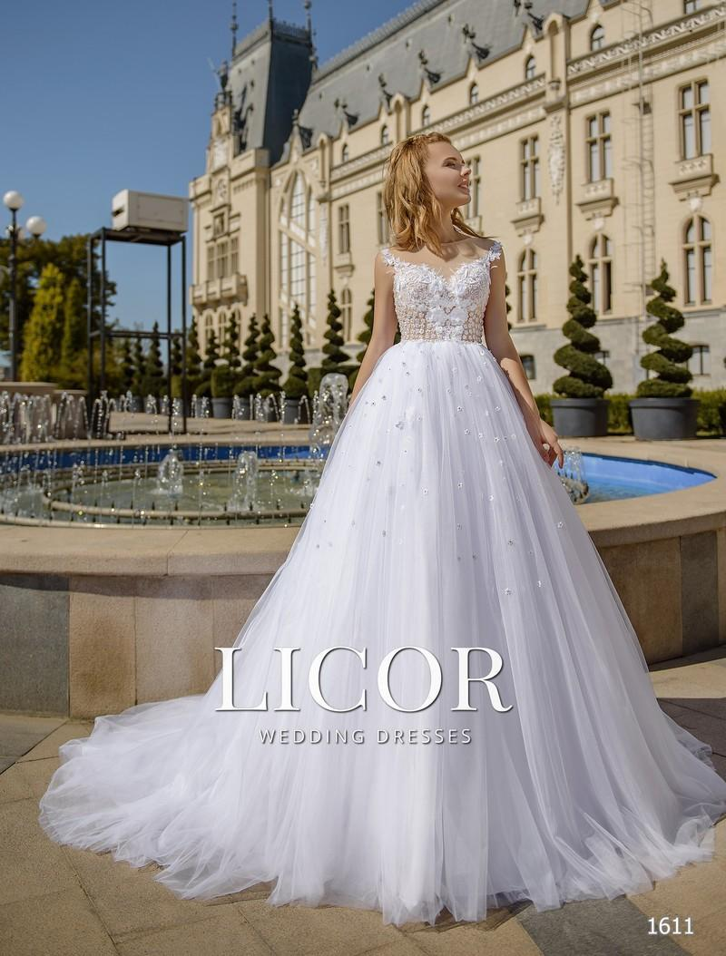Brautkleid Licor 1611