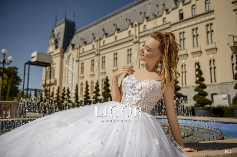 Свадебное платье Licor 1611