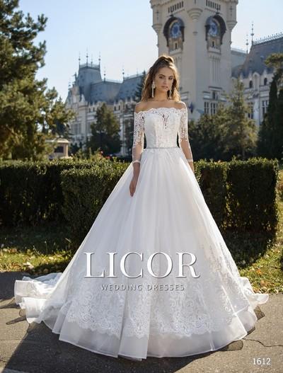 Robe de mariée Licor 1612