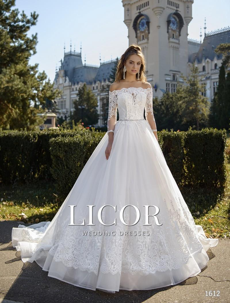Brautkleid Licor 1612