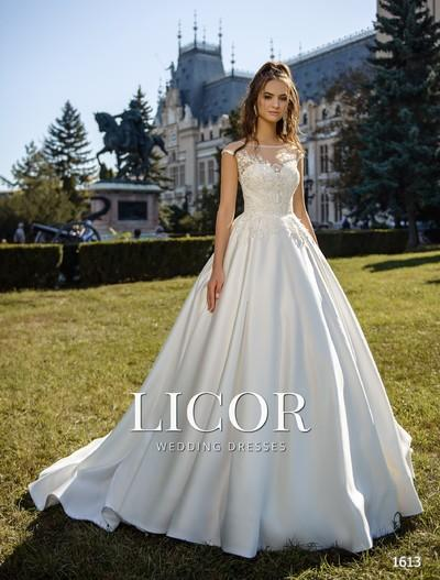 Свадебное платье Licor 1613