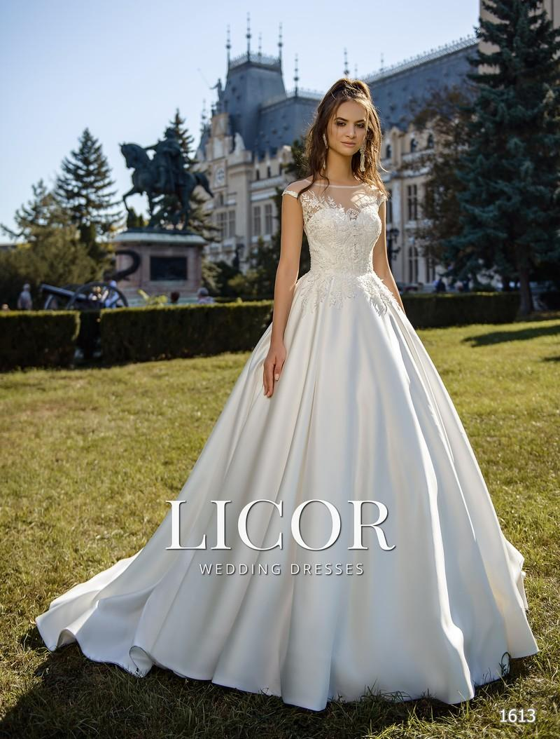 Brautkleid Licor 1613