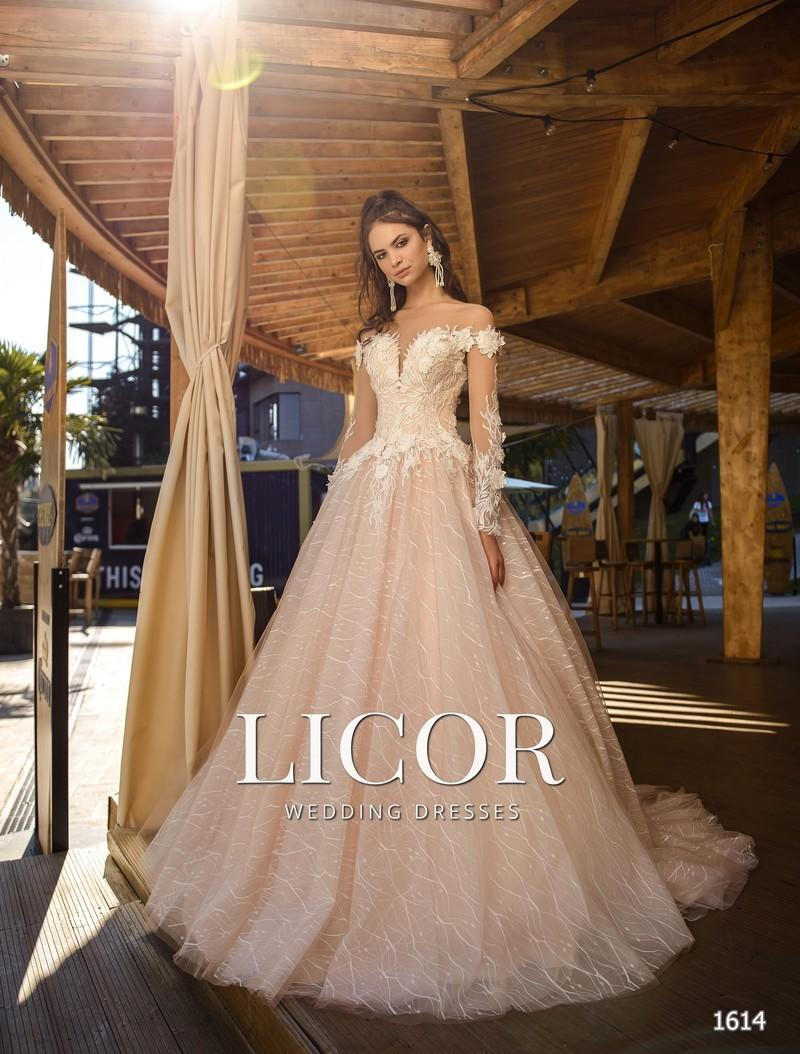 Brautkleid Licor 1614