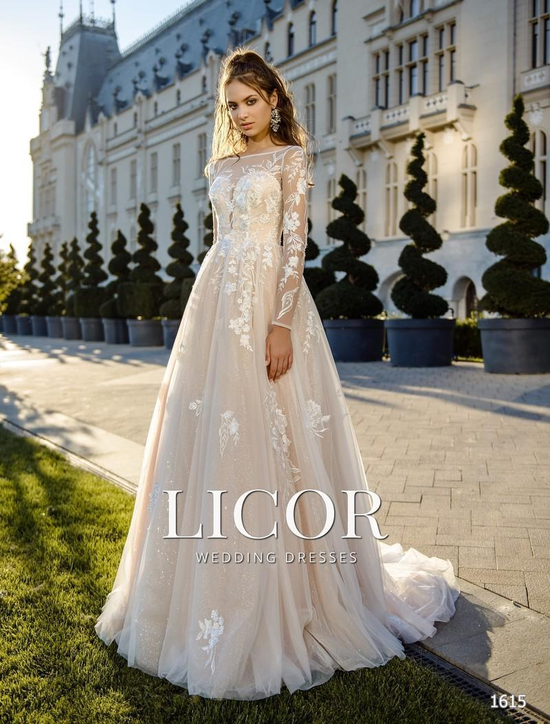 Brautkleid Licor 1615