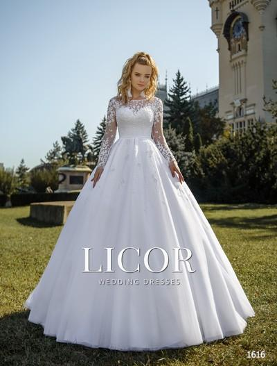 Wedding Dress Licor 1616