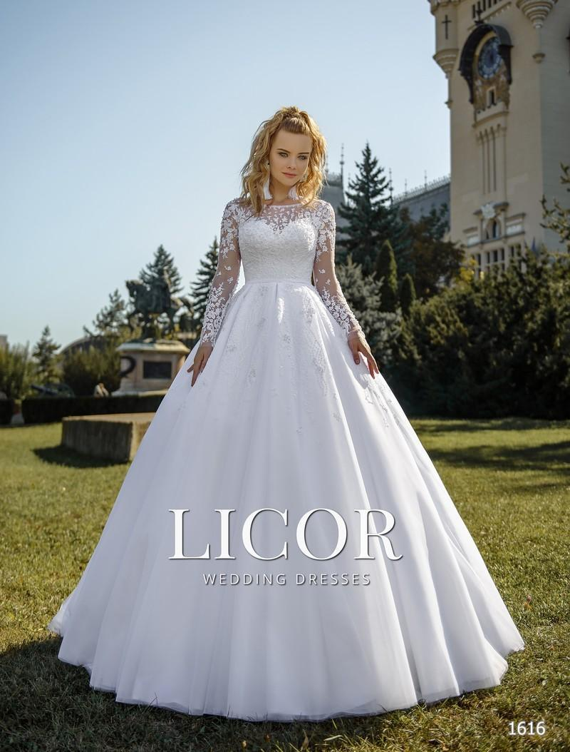 Brautkleid Licor 1616
