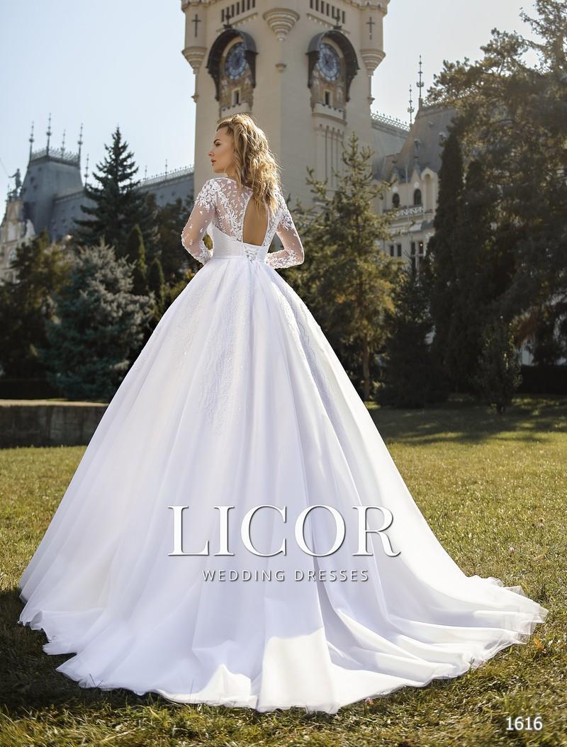 Свадебное платье Licor 1616