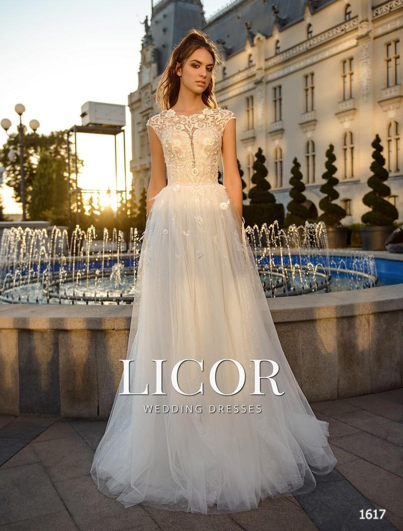 Brautkleid Licor 1617