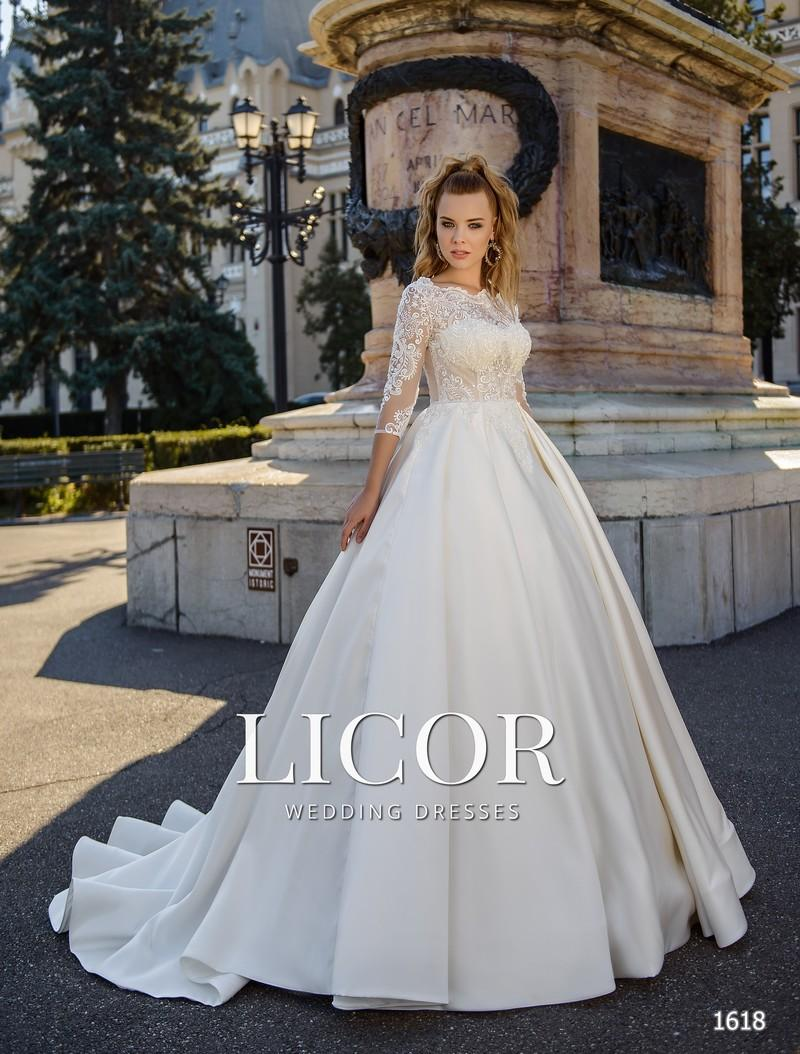 Brautkleid Licor 1618