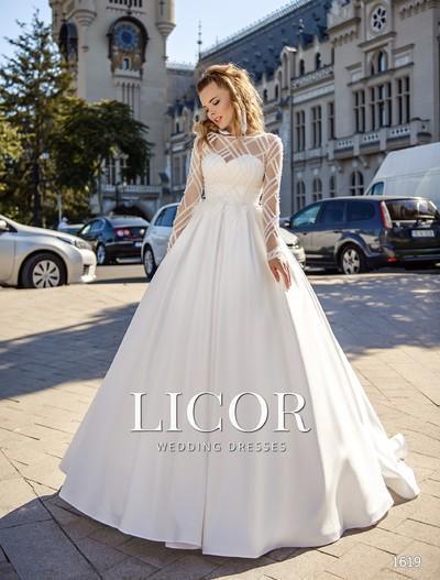 Robe de mariée Licor 1619