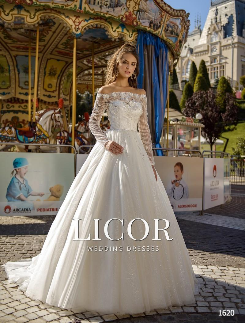 Brautkleid Licor 1620