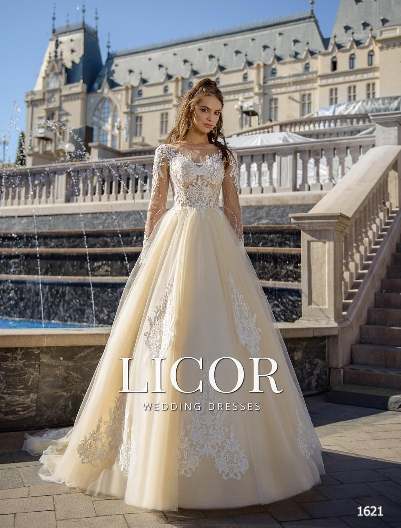 Brautkleid Licor 1621