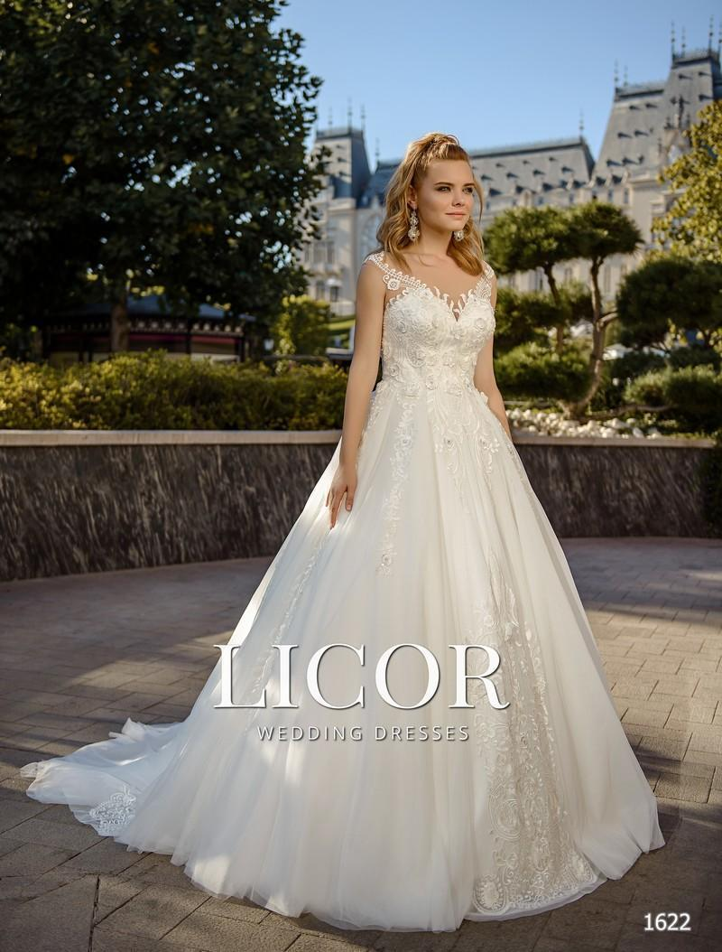 Brautkleid Licor 1622
