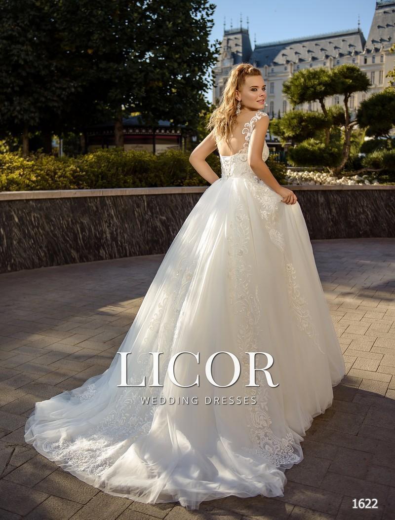 Свадебное платье Licor 1622