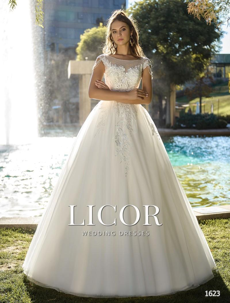 Brautkleid Licor 1623
