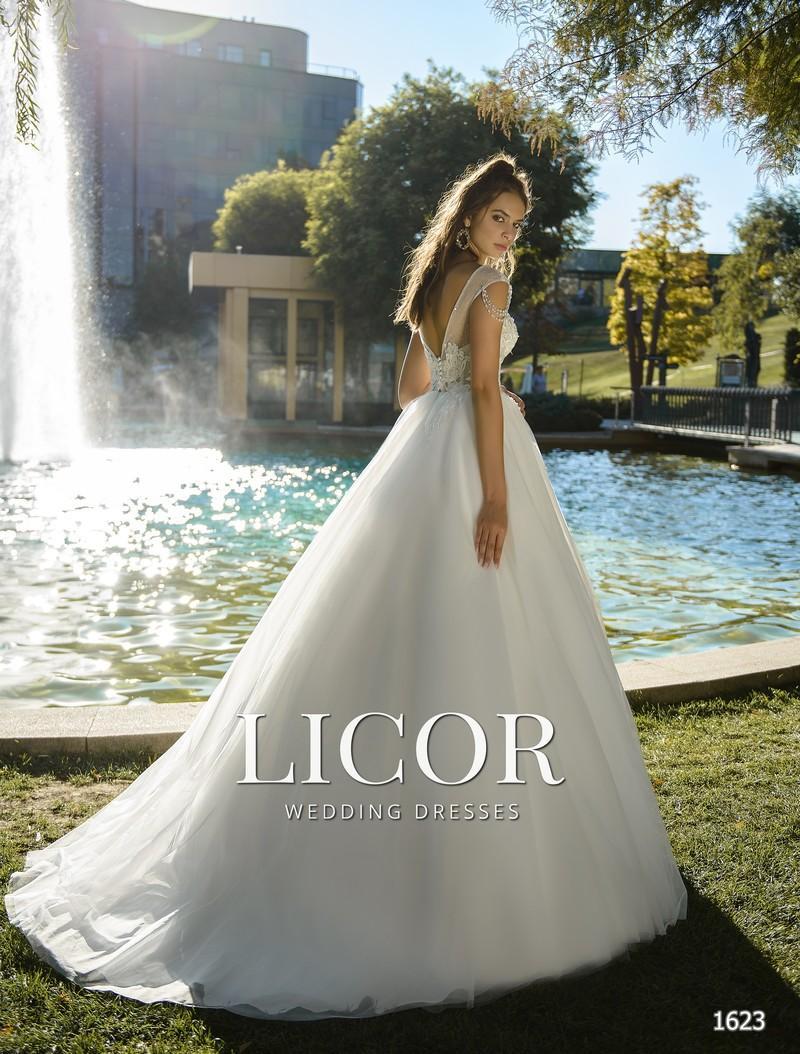 Свадебное платье Licor 1623
