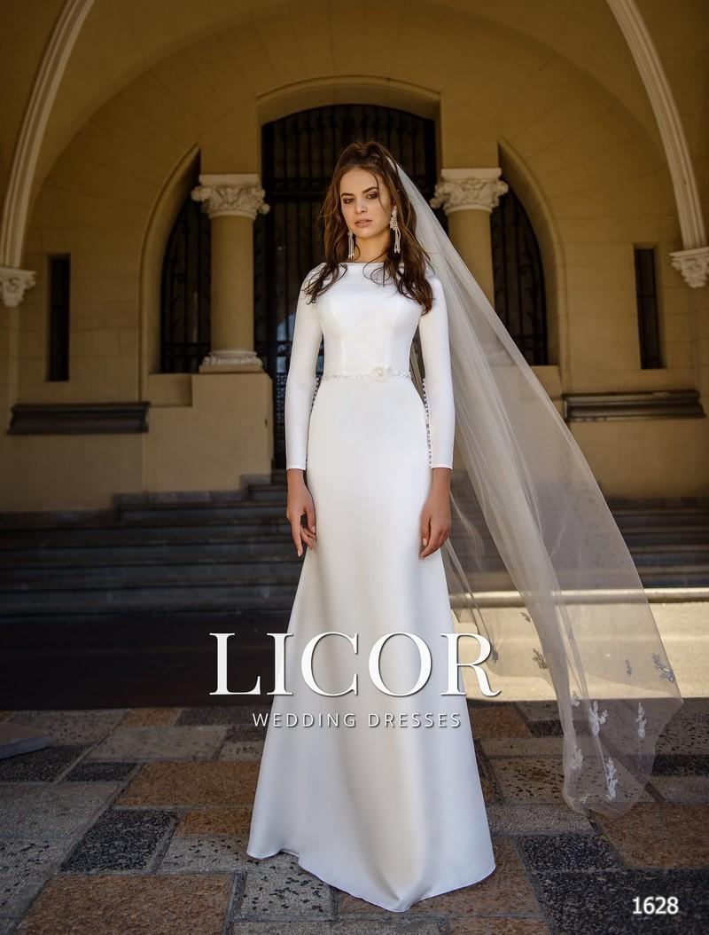 Wedding Dress Licor 1628
