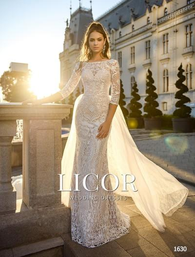 Brautkleid Licor 1630