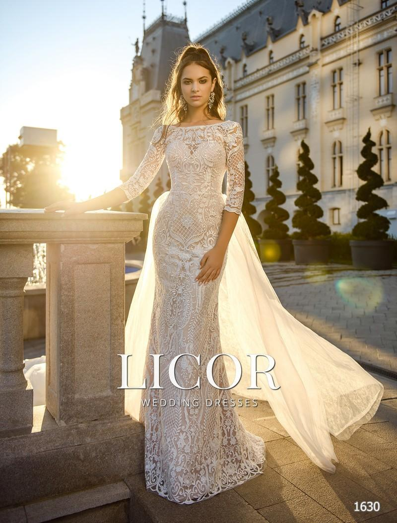 Wedding Dress Licor 1630