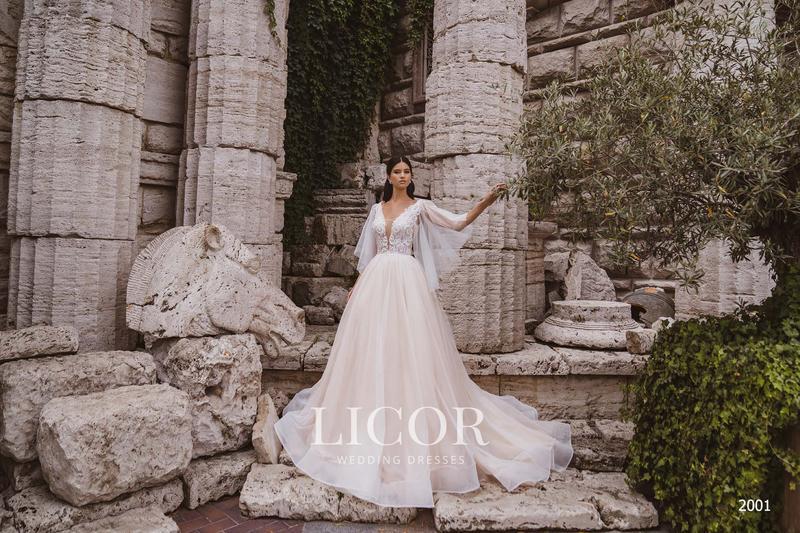 Свадебное платье Licor 2001