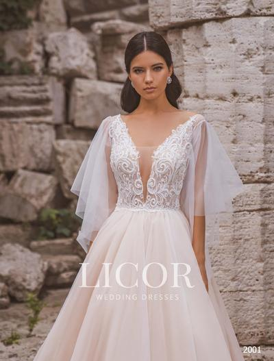 Wedding Dress Licor 2001