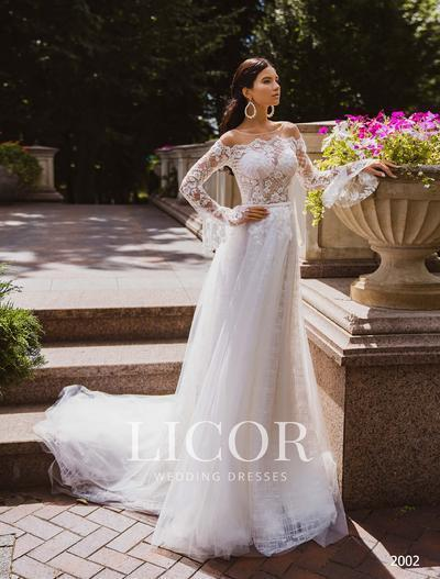 Wedding Dress Licor 2002