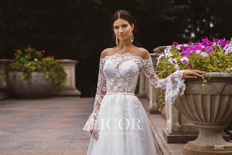 Свадебное платье Licor 2002