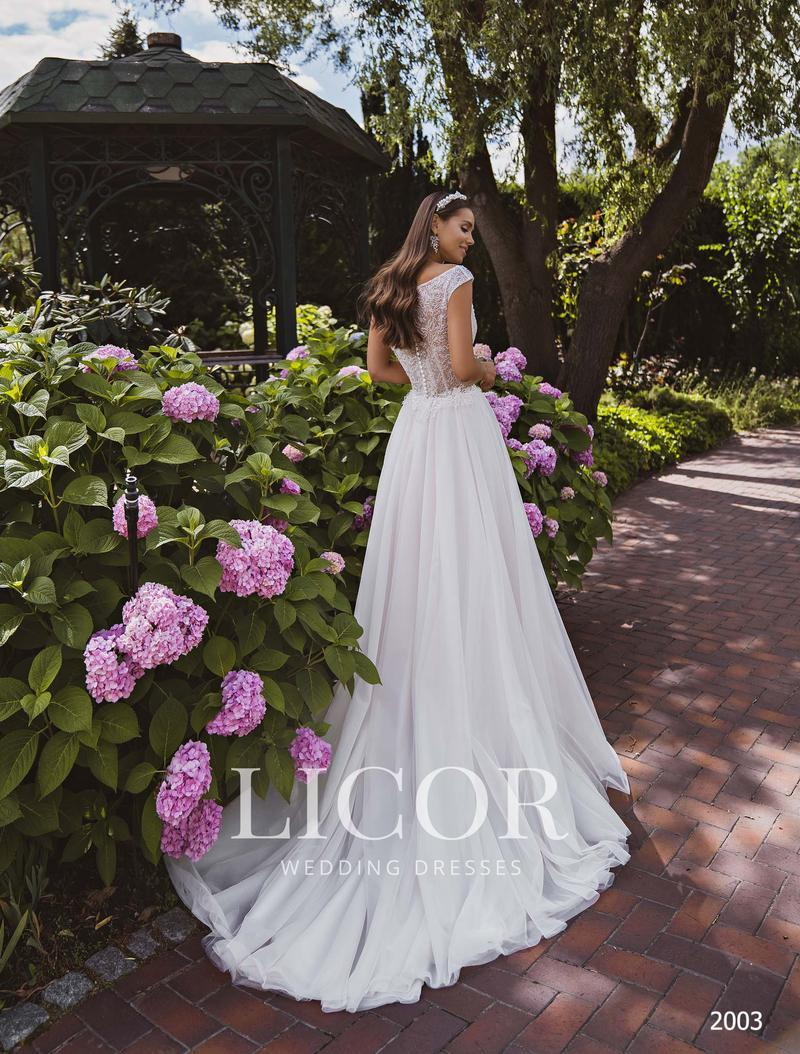 Свадебное платье Licor 2003