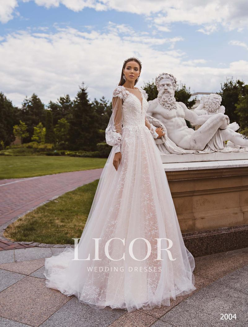 Wedding Dress Licor 2004