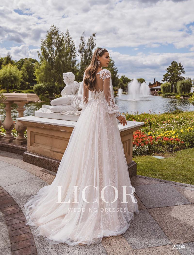 Свадебное платье Licor 2004