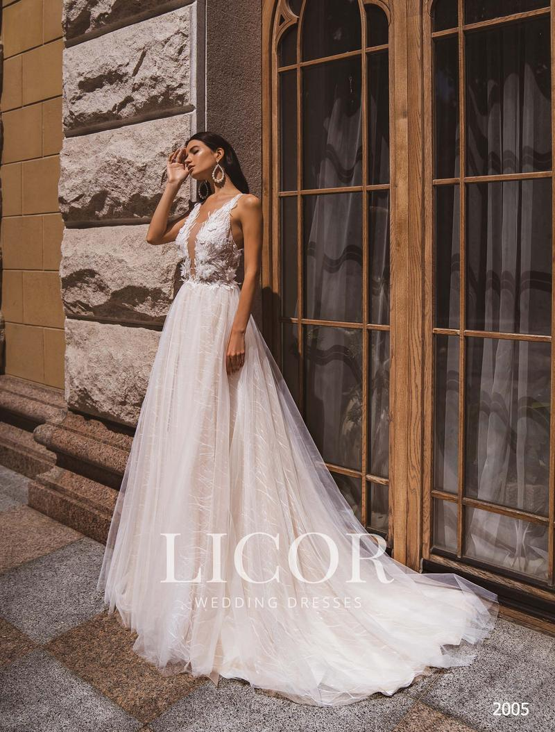 Wedding Dress Licor 2005