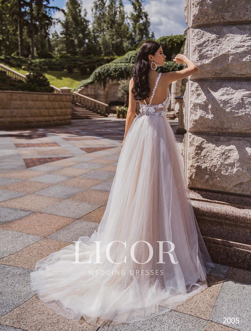 Свадебное платье Licor 2005