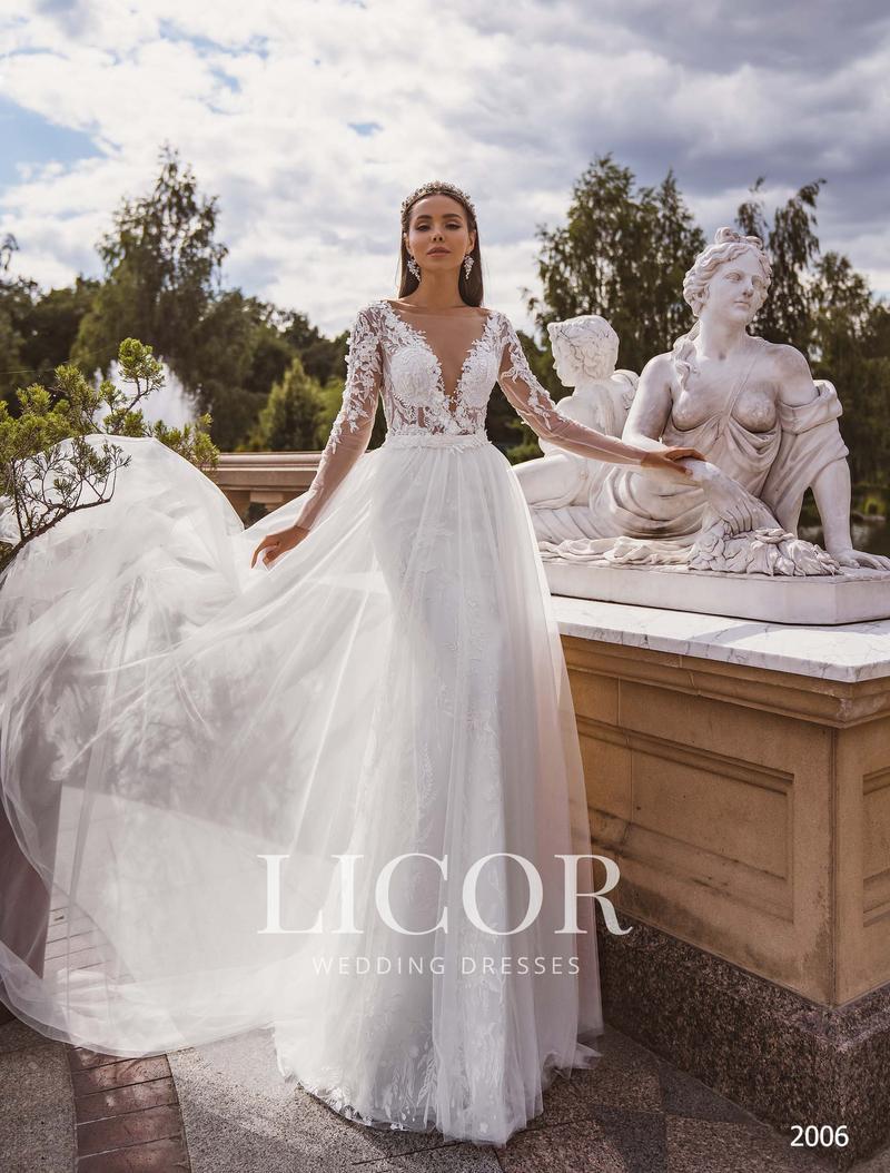 Свадебное платье Licor 2006