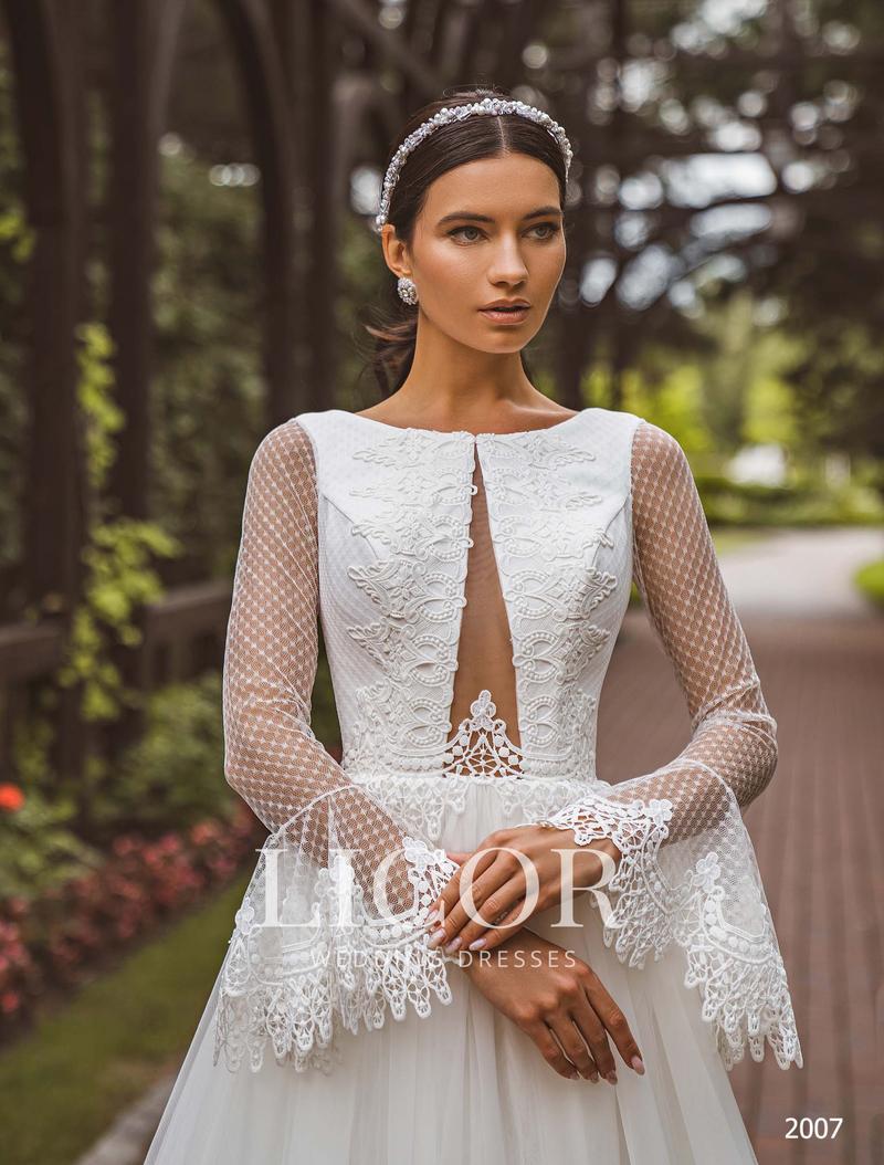 Свадебное платье Licor 2007