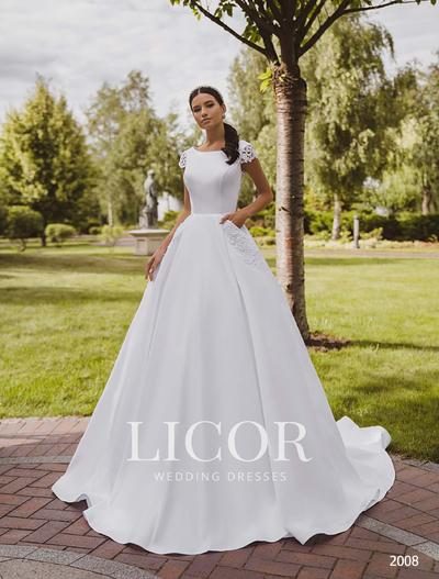 Brautkleid Licor 2008
