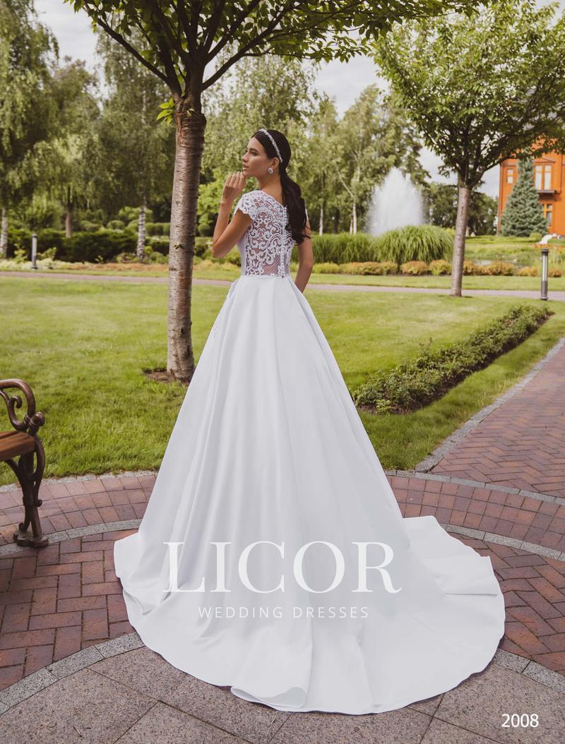 Свадебное платье Licor 2008