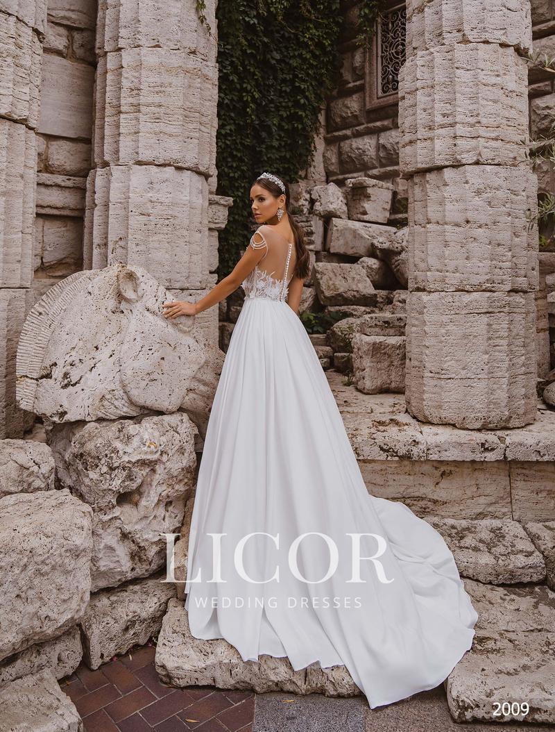 Свадебное платье Licor 2009