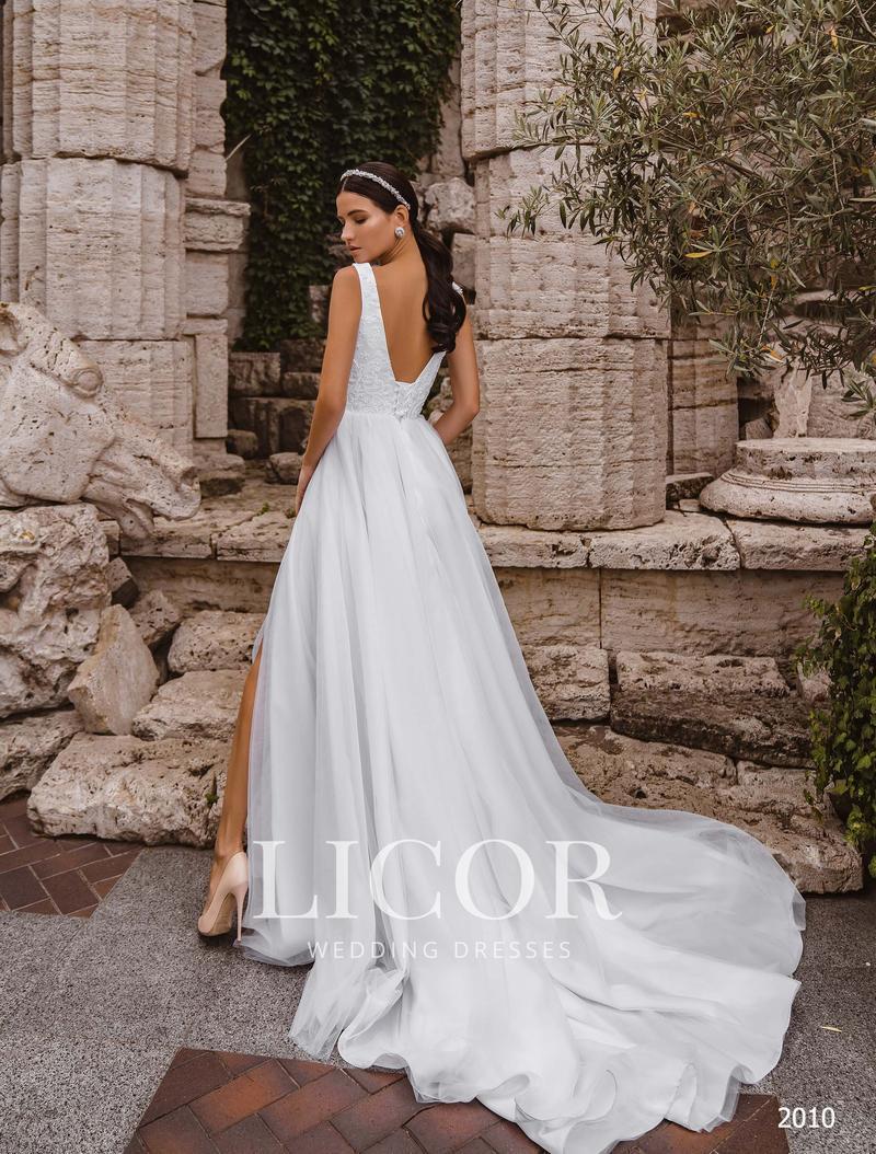 Свадебное платье Licor 2010